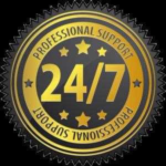 24/7 support seal