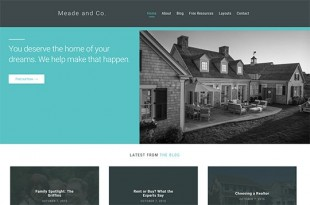 Meade Ithemes Template