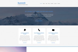 Summit Itheme Template