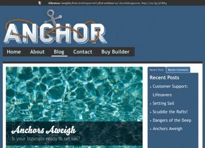 Anchor Theme
