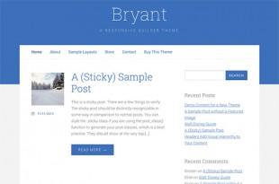 Bryant Theme