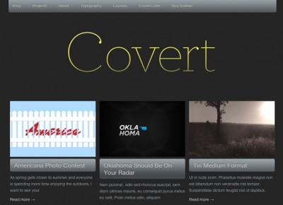 Covert Theme