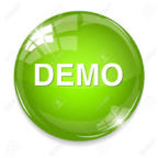 Green Demo Button