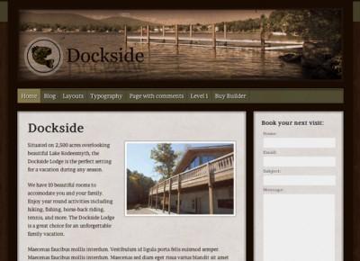 Dockside Theme