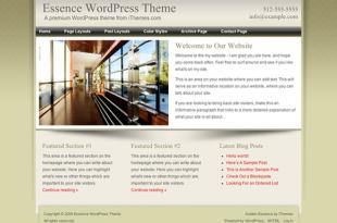 Essence Theme