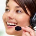 Female Tech Support Operator