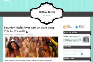 Hatbox Theme