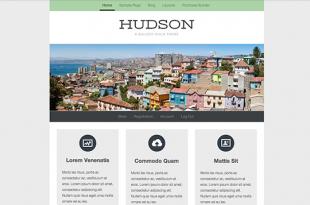 Hudson Theme