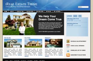 iReal Estate Theme
