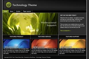 Life Series Tech Theme