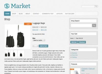 Market Theme