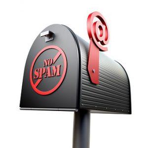 No spam mailbox