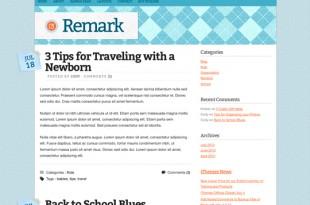 Remark Theme