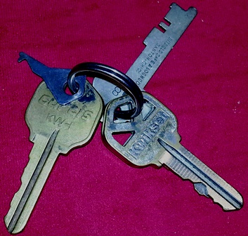 Keys to Security