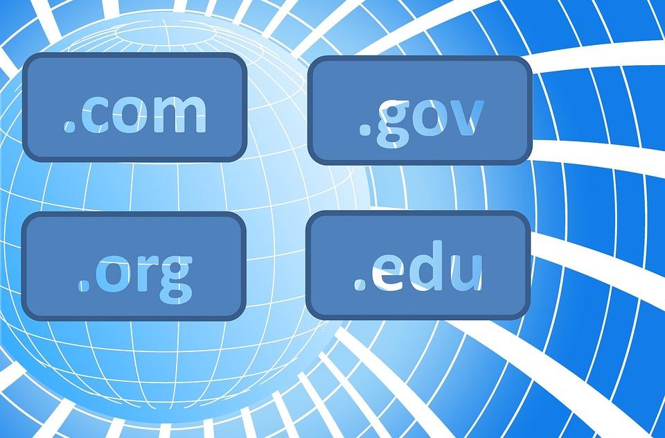 domain endings