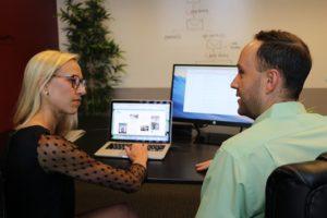 Web Design Client Meeting